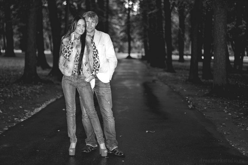 Love story. Тимур Ефременков и Юлия Кириенко